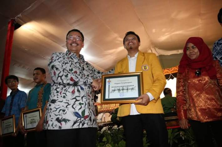 """""""Milad Muhammadiyah Ke-106"""" Peduli Pendidikan Tanah Air, Antarkan IPM Raih Penghargaan Nasional dan Internasional"""