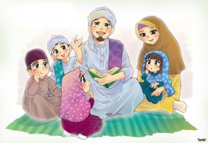 Mendidik Anak Berkarakter Islami