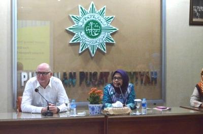 Promosikan Islam Ramah Perempuan, 'Aisyiyah Siap Jalin Kerjasama Dengan Pemerintah Australia