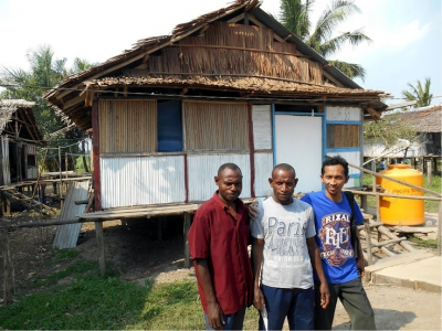 MPM Muhammadiyah Bangun Desa Inklusif Warmon Kokoda
